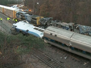 Amtrak South Carolina crash