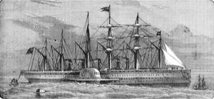 Great Eastern steamship
