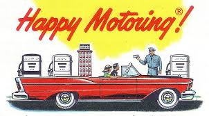Safety Moment #63: Happy Motoring