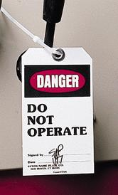 Safety Moment #91: Lockout Tagout